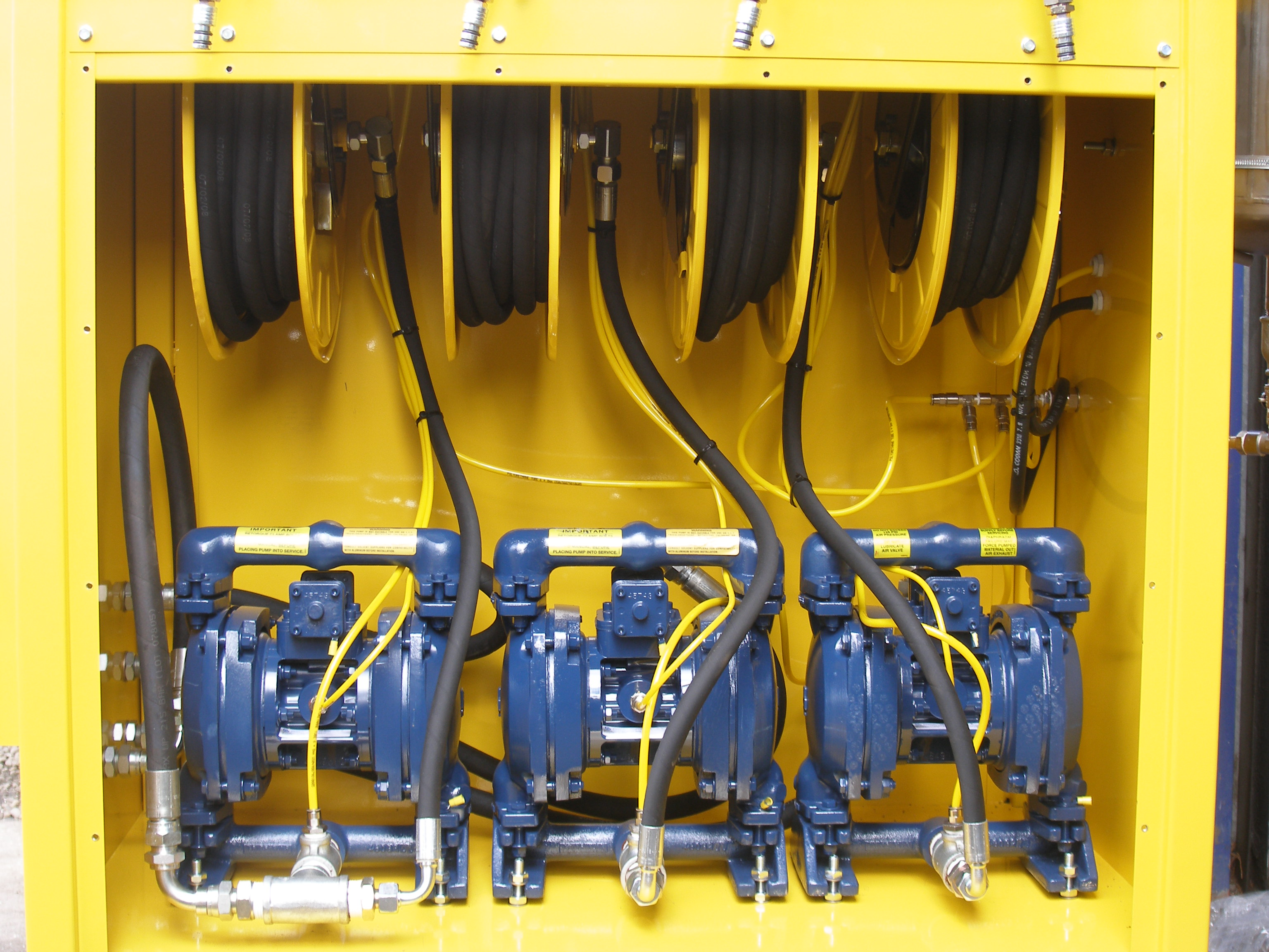 Bespoke pumping solutions, built to meet your exact needs.
