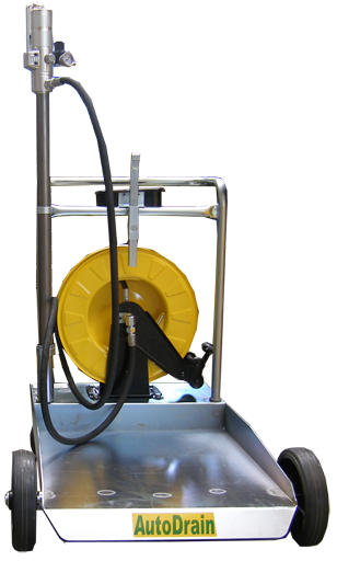 Image of AutoDrain Mobile Oil Dispensing | Fast, Efficient and Sealed Oil Dispensing
